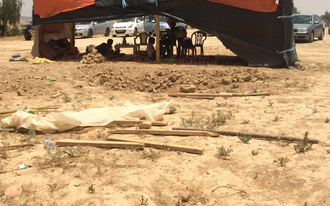 Bedouins Demand a Halt to Ongoing Village Demolitions