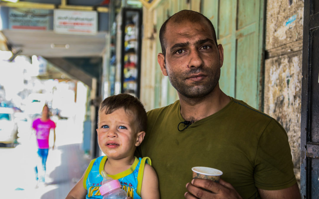 Palestinians in the West Bank Crave the Simple Pleasures of Peace