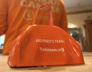 Mile 17 Has Special Meaning for Fred's Team