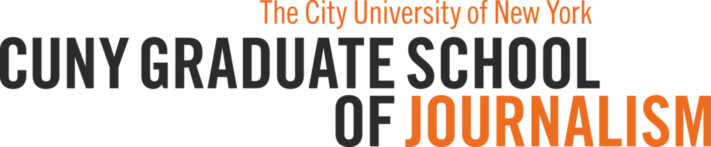 CUNY Graduate School of Journalism logo