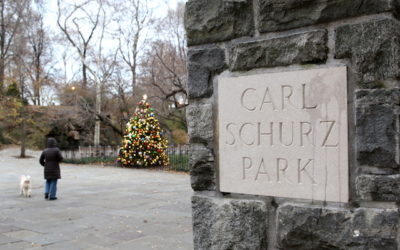 Historic Upper East Side park revered for generations