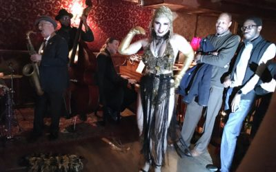 No longer illegal, New York City's speakeasies look to other thrills