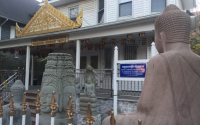 All are welcome at Brooklyn's Cambodian Temple