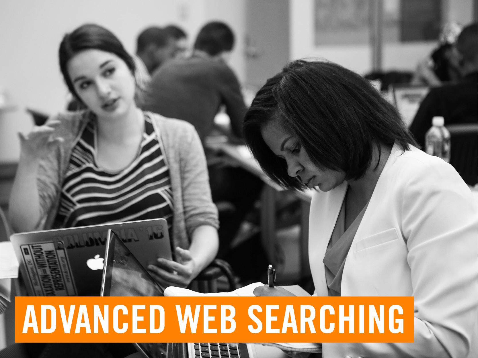 Advanced Web Searching