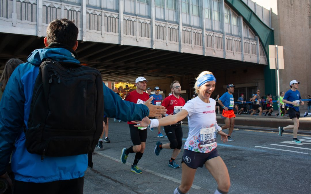 NYC Marathon: The Demographics Of Running
