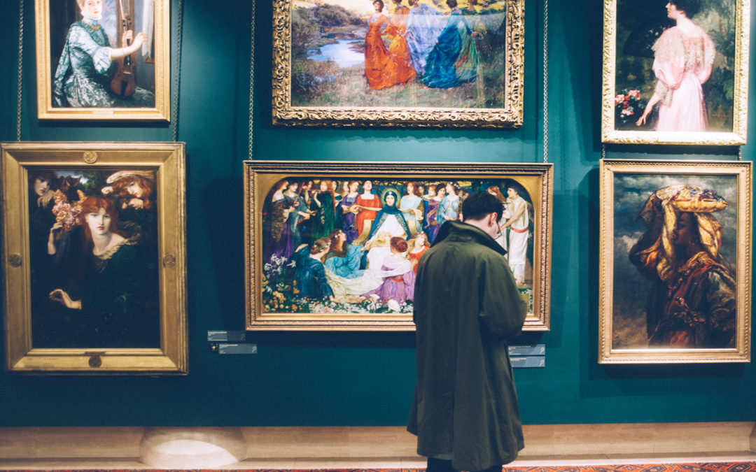 Museums and Art Collections You Can Visit Online