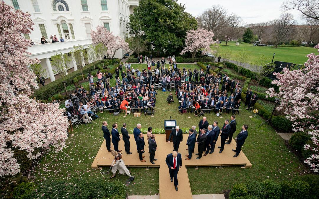 Trump Declares National Emergency