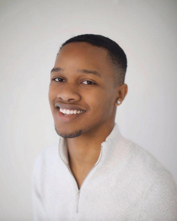 NYU Tisch student Joshua Holmes