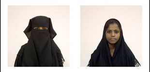 Shabana, 20 (with and without Burka)