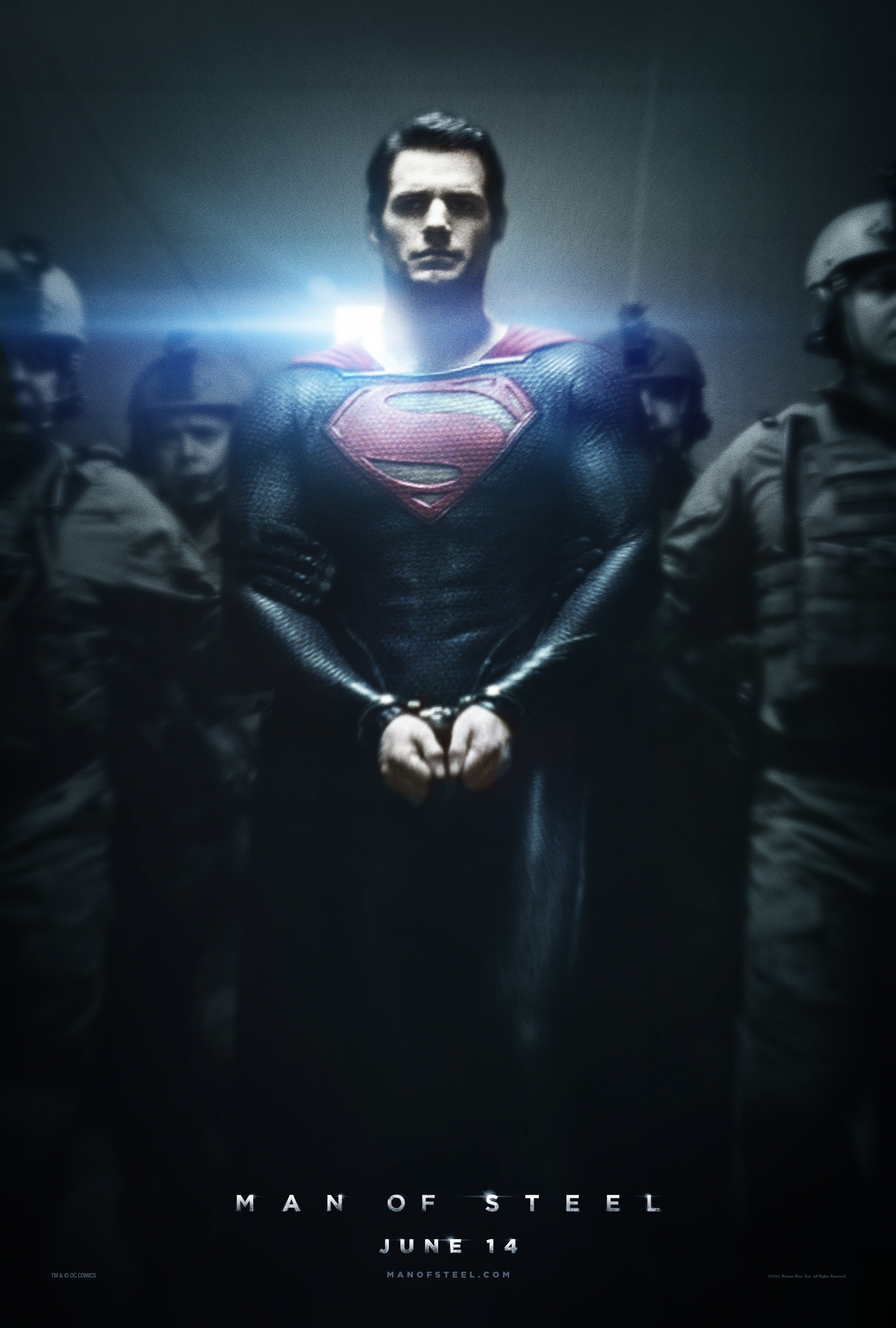 Letting Go of Superman: Superhero Movies Tempted by the Darkside