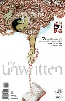 Unwritten Review: Winnie the Pooh Meets Alan Moore