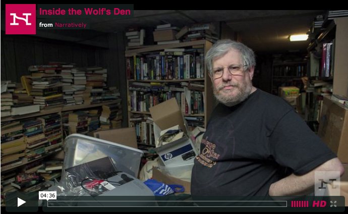 Inside The Wolf's Den