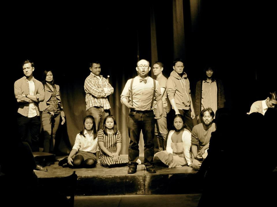 Staging the Often Misunderstood Filipino Experience