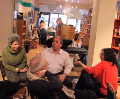 Cross-cultural Poetry Readings Come to Queens
