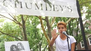 Queens Shares its Verse at Poetry Fest