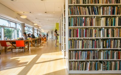 Libraries Welcome Writers in Residence