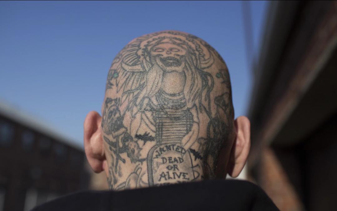 Mike Tattoo by Jessica Bal