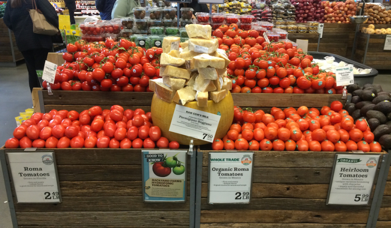 El Nino Puts the Squeeze on Tomato Crops, Causing Price Spikes