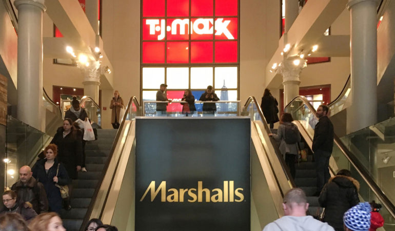 Shoppers Are Looking For A Discount — And TJX is Reaping The Benefits