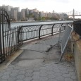 On the Upper East Side, a narrow strip of parkland flanked by the East River and the FDR Drive offers prime views of Queens bridges, water and sunset. Sinkholes along […]