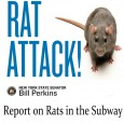 With bed bugs stealing all the headlines lately, rats have been getting an easy ride in the ongoing debate on the most-hated NYC Pest. Now, however, New York officials have […]