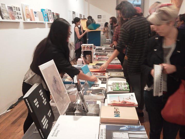 PS 1 MoMa Art Book Fair Illustrates that Print Isn't Dead