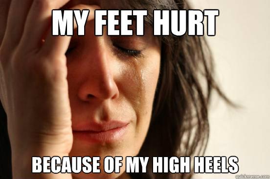 High Heels, Low Life
