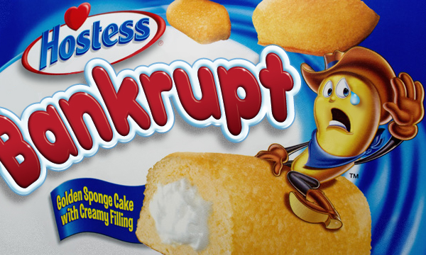 Hostess Declares Bankruptcy, But There's Twinkies Galore on eBay for all you Ding-Dongs