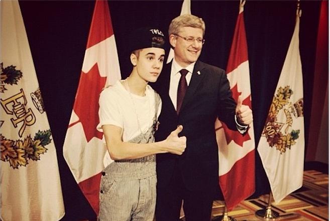 Justin Bieber, Over-all the Etiquette Schmetiquette