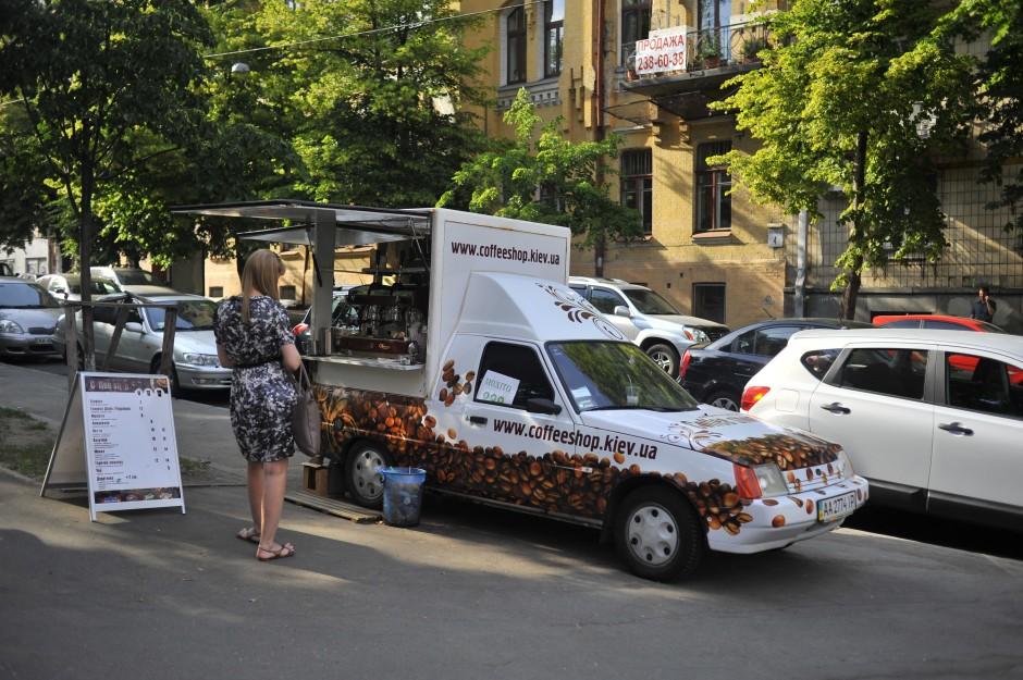 The bes idea ever, roaming espresso trucks
