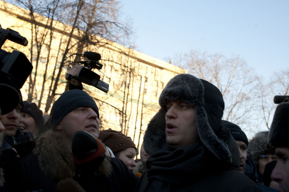 Dec. 15 Moscow Protest