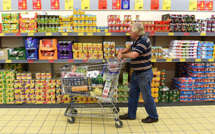 U.S. Consumer Prices Higher Than Projected Shows Signs of Budding Inflation