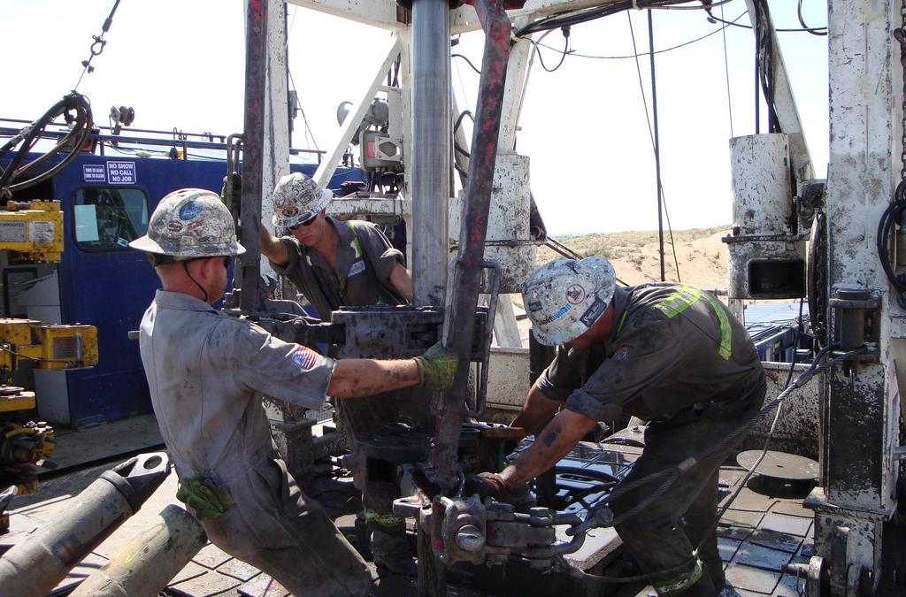 Oil and Gas Industry Can't Hire Workers Fast Enough
