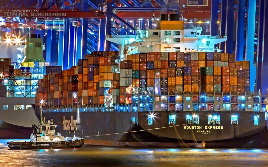 International Trade Deficit Widens As American Consumer Demand Recovers from COVID-19