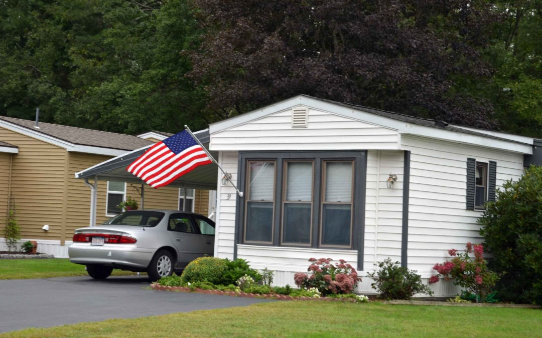 Can resident ownership keep mobile homes affordable?