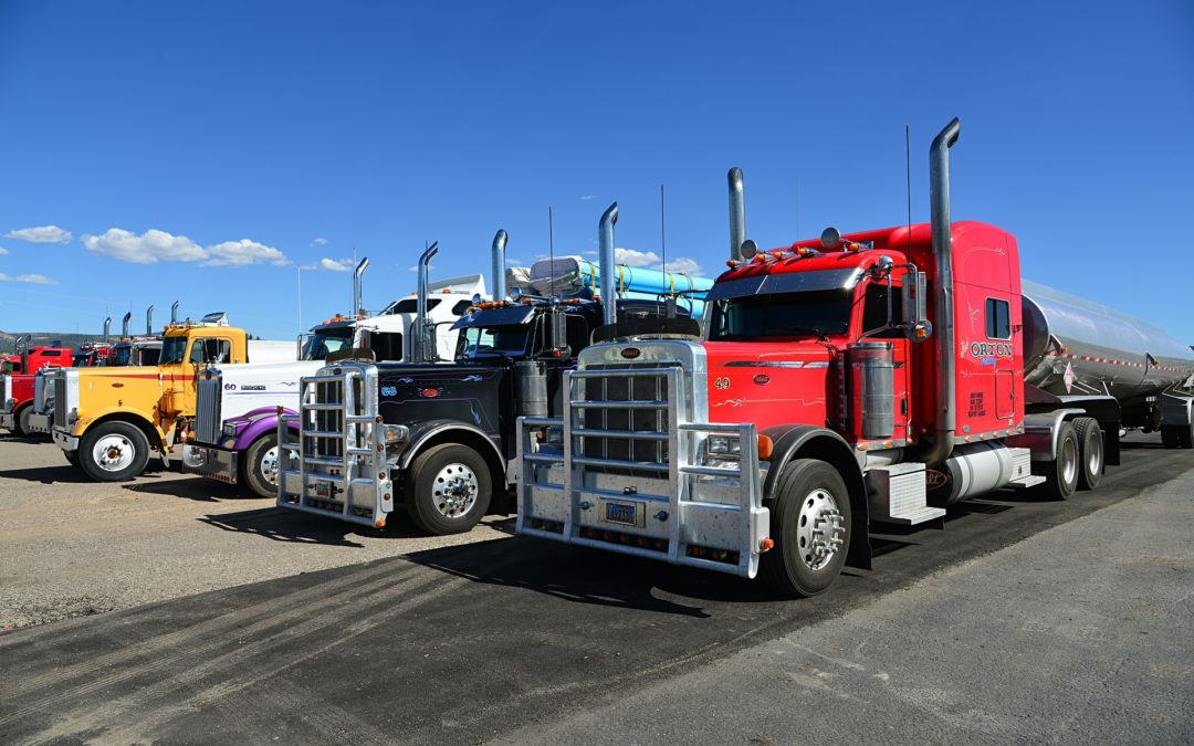 Trucking Suffers Biggest Job Loss on Record