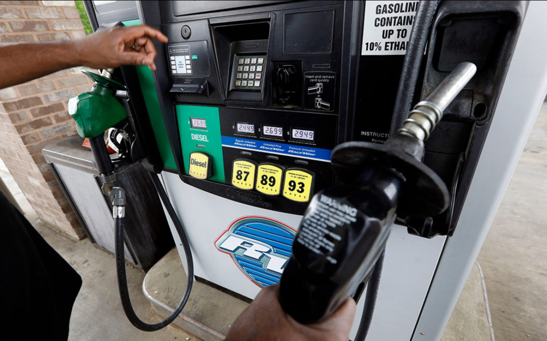 Rising Gas Prices Spurred by Economic Optimism but Worries Persist Over Affect of $3 Per Gallon