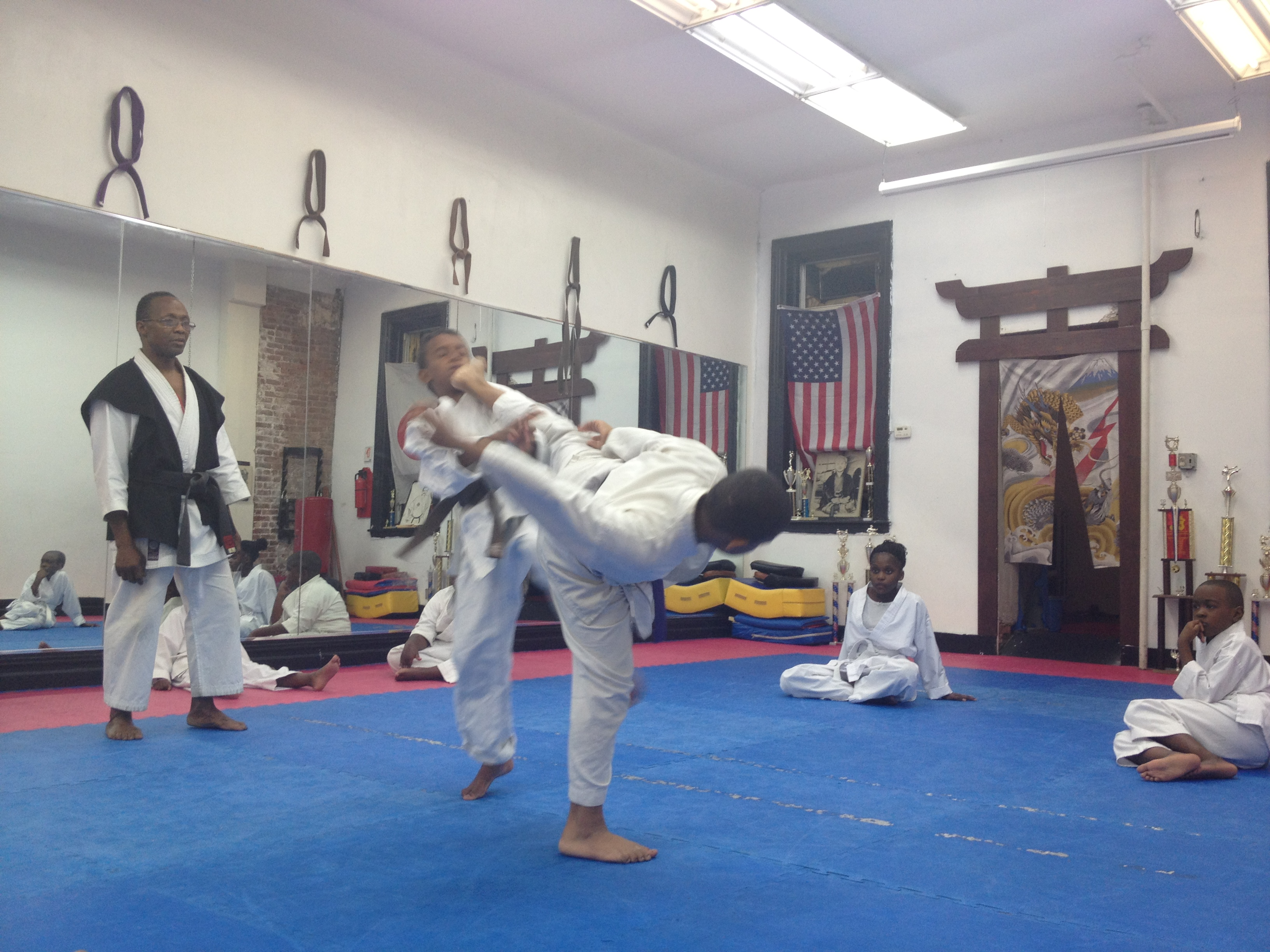 Interview: Karate Master
