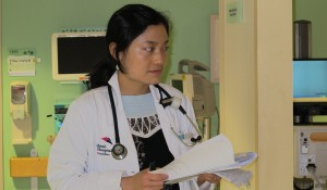 A helping hand for new doctors