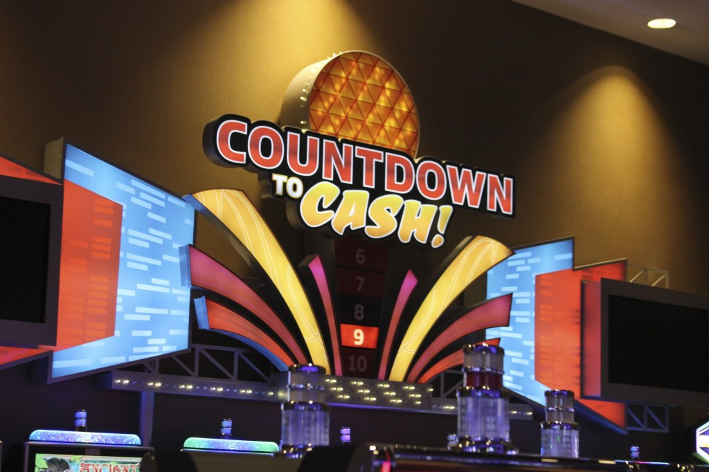 The casino at Aqueduct sees hundreds of thousands of visitors every month and has quickly become the nation's most profitable slot machine casino.