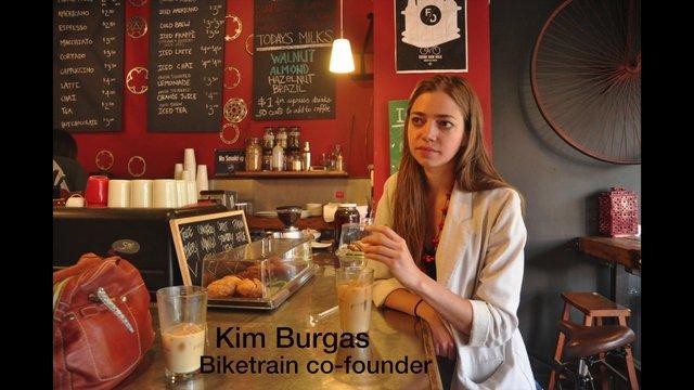 Brooklyn Biketrain Attracts New Riders