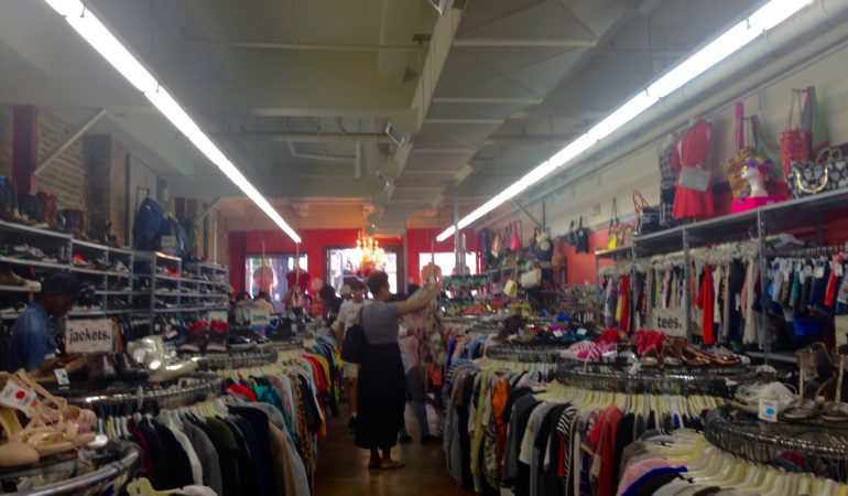 Consignment Stores Hit Stride During Tough Retail Market