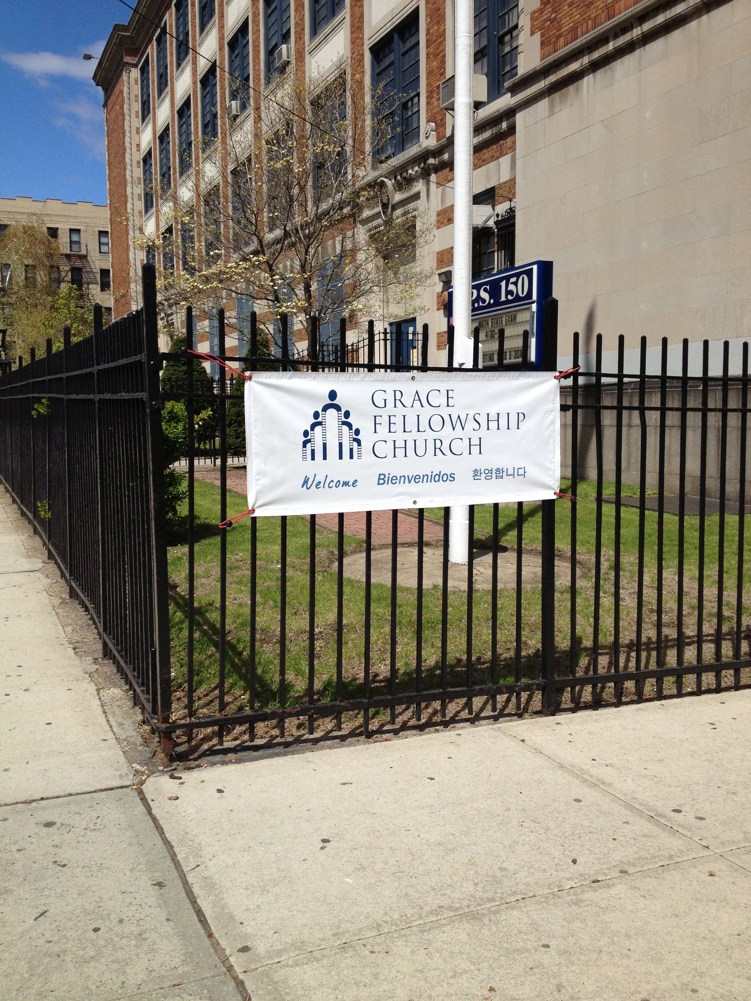 Familiar wait for NYC churches renting schools