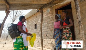 Zambian Community Workers Use Data to Track Malaria