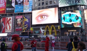 FEATURE WRITING: Seeing Red, glasses for the colorblind