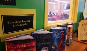EDUCATION WEEK FEATURE: Number of Libraries Dwindles in N.Y.C. Schools