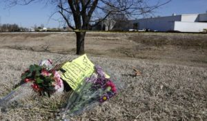 GUN VIOLENCE: A mass shooter injures 19, kills in tiny Kansas town