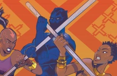 World of Wakanda (Marvel Comics)