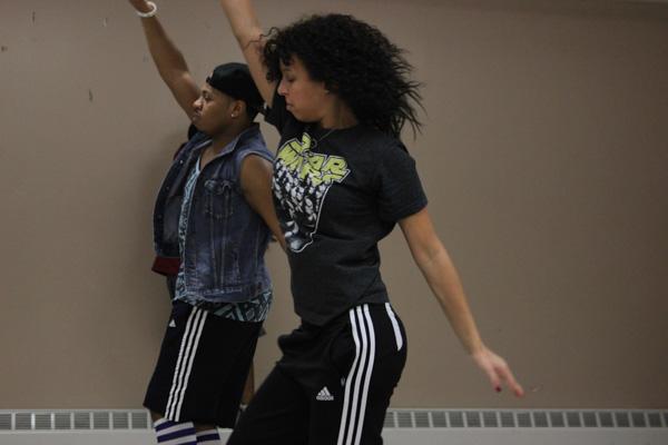 Hurricane Sandy Leaves Dance Company Displaced