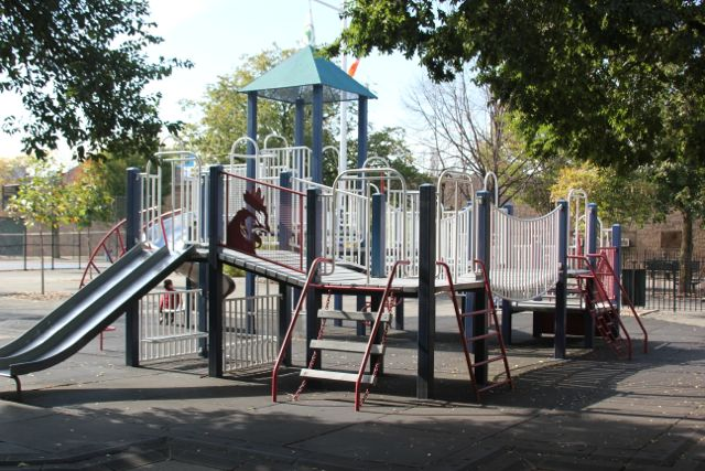 Ennis Playground, Brooklyn